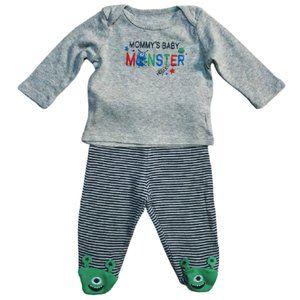 Little Wonders Mommy's Baby Monster Set/